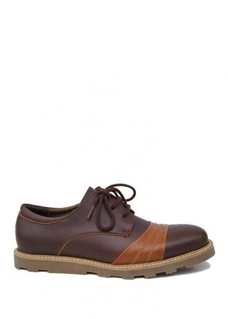 Brown color Casual Shoes . Borsa - Caribou 'Ivory' -