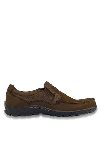 Brown color Casual Shoes . Borsa - Choco - Charlie -