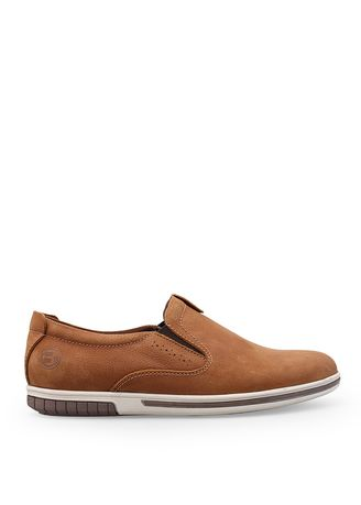 Brown color Casual Shoes . Borsa - Offhand -