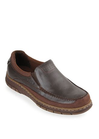Brown color Casual Shoes . Borsa - Rover -