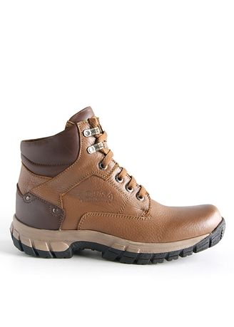 Brown color Boots . Borsa - Heritage -