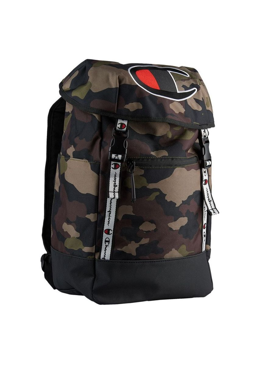 Green color Backpacks . Champion Prime 600 Backpack (Green Camo) -