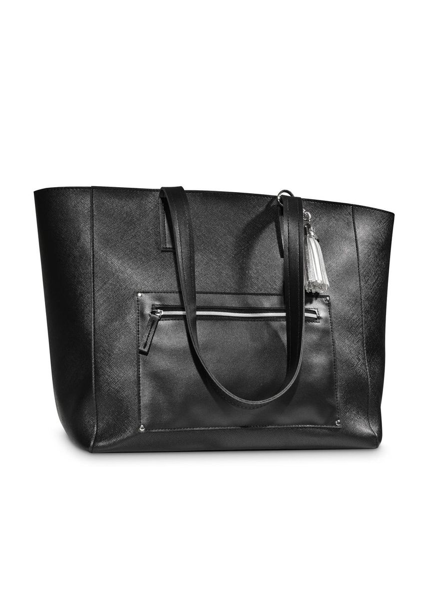 Black color Hand Bags . Bath and Body Works Exclusive Black Friday Tote (Black) -