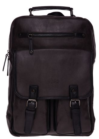Cokelat color Ransel . Urban State - Pu Utility Large Backpack -