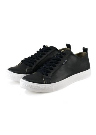 Casual Shoes . Dane and Dine BLEKA LOW NEW - BLACK -