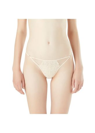 ชมพู color กางเกงชั้นใน . Princess Lingerie QUEEN ROSE TULLE LACE SEXY BACK ARABINE DIMOND NUDE -