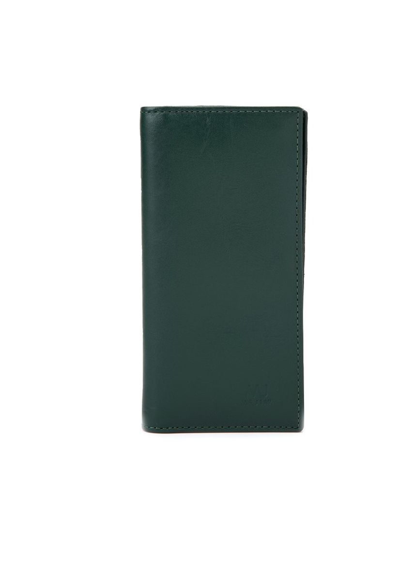 Green color Wallets and Clutches . McJim Leather Long Wallet (WLTF28-CL99-07) -