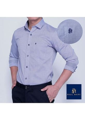 Blue color Formal Shirts . Men's Casual Shirts -