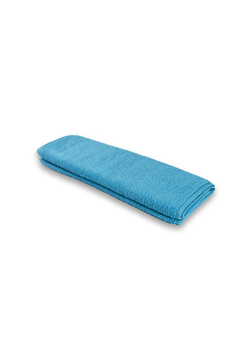 Cyan color Towels . Indolinen Hand Towel Handuk Tangan Putih 2pcs -