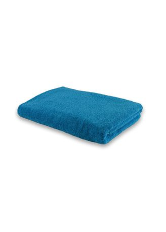 Cyan color Towels . Indolinen Bath Towel Handuk Mandi Putih -
