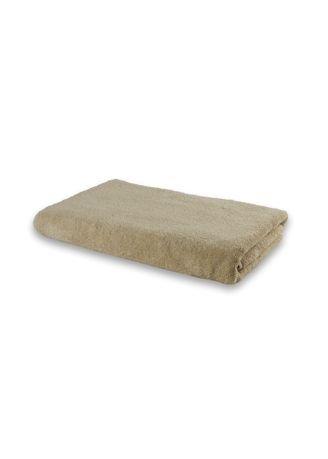 Beige color Towels . Indolinen Bath Towel Handuk Mandi Putih -