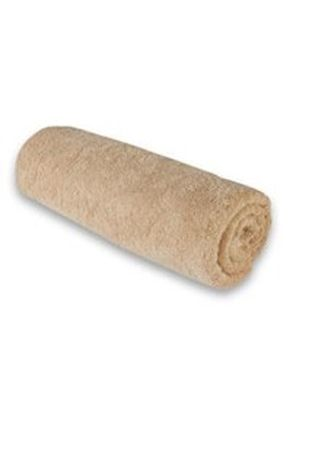 Beige color Towels . Indolinen Medium Towel Handuk Mandi Besar -