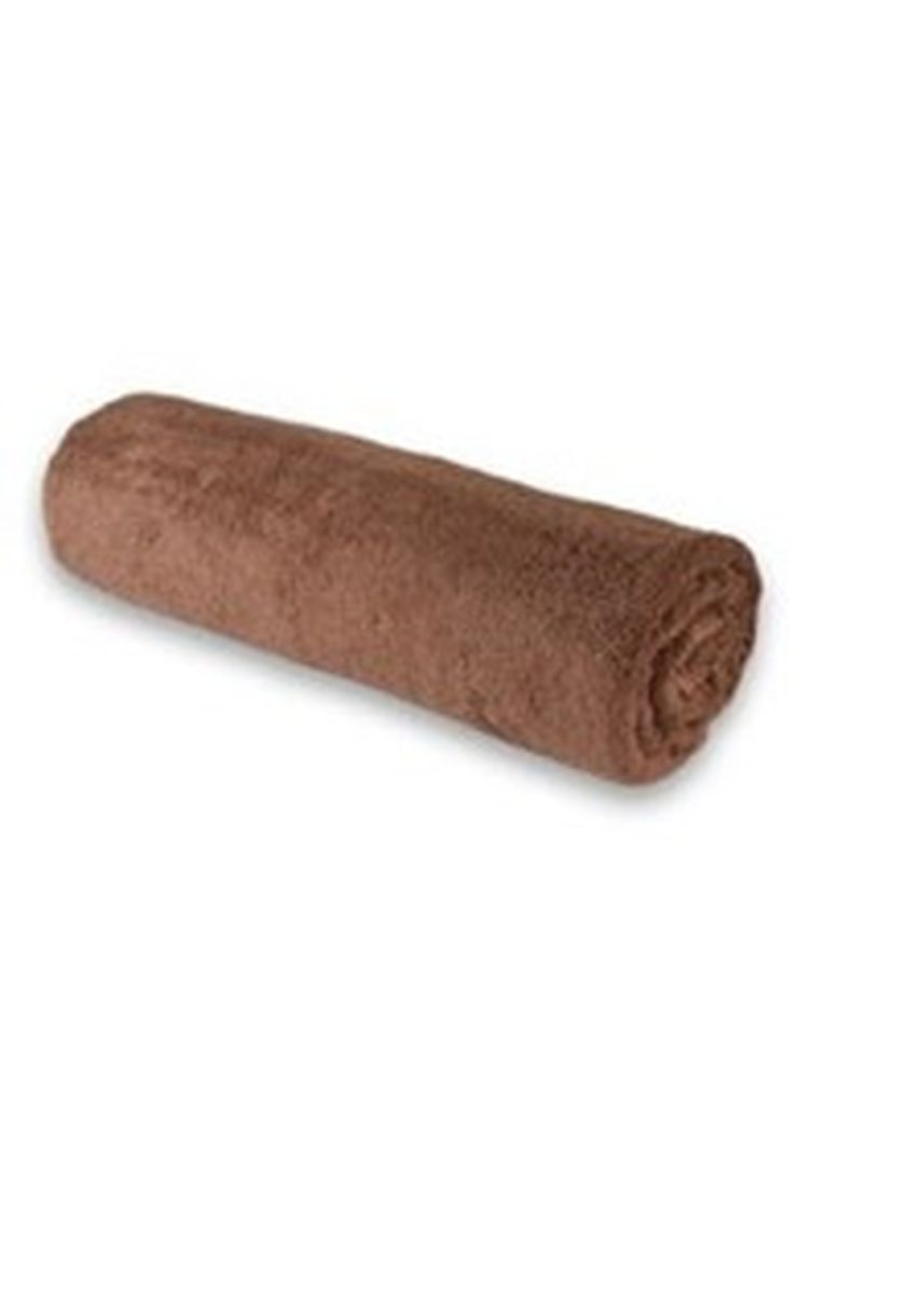 Brown color Towels . Indolinen Medium Towel Handuk Mandi Besar -