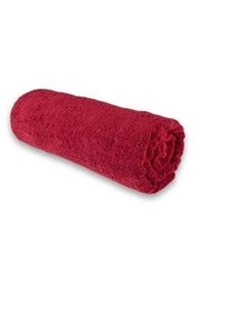 Maroon color Towels . Indolinen Medium Towel Handuk Mandi Besar -