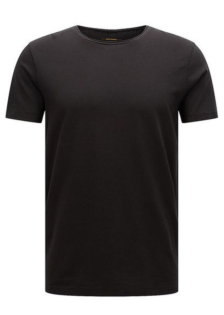 Black color T-Shirts and Polos . Customized T-shirt, super soft, -