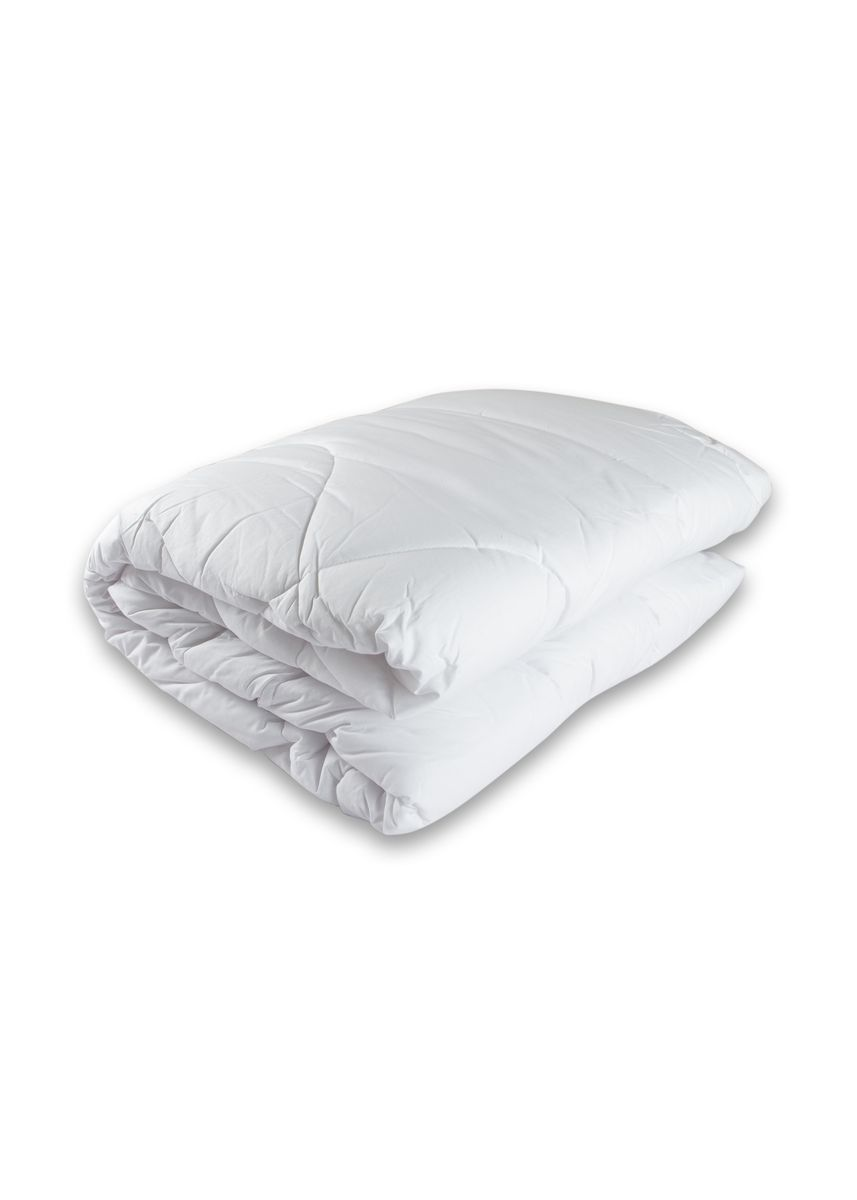 White color Bedroom . IndoLinen Inner/Insert/Quilt Duvet (Isian Bedcover) Silicon Single -