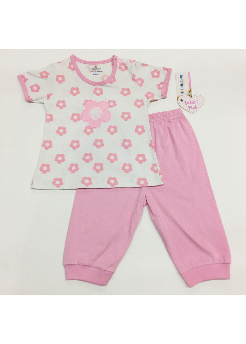 Pink color Sets . Hello Dolly Baby and Toddler Set (I Love To Laugh) -