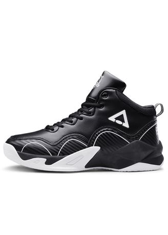 Sports Shoes . And High Basketball Shoes Men's Non-slip Shock Absorption Running -
