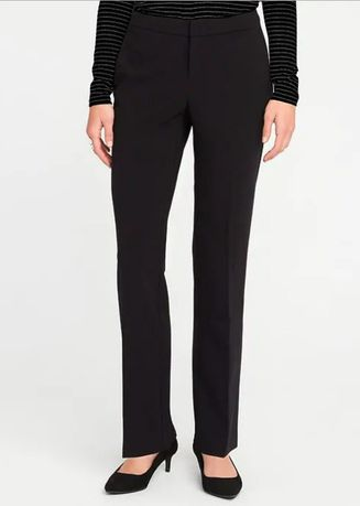 Black color Trousers . PROFILE by IDENTITY - Ladies Corporate Collection Office Wear Formal Slack Pants -