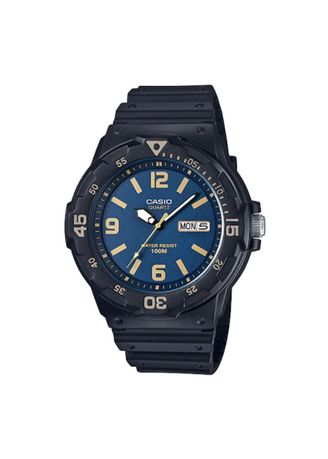 Analog . Casio Analog Mrw-200H-2B3Vdf Men's Watch -