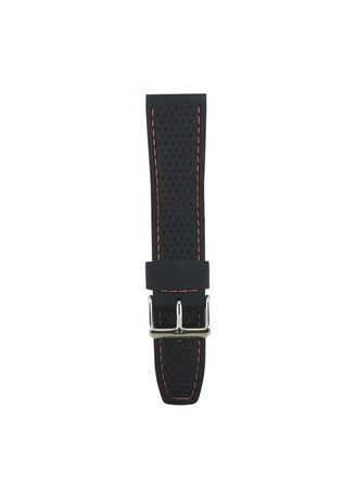 . Aries Gold Ag-R0006 Rubber Strap -