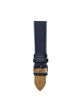 . Aries Gold Aegean Ag-L0022 Leather Strap -