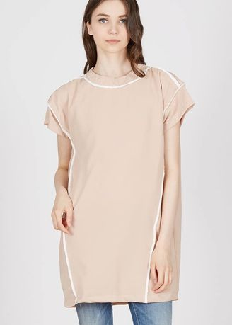Beige color Tops and Tunics . BERRYBENKA Dom Top -