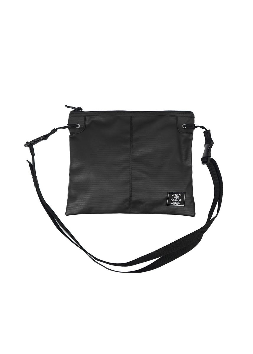 Black color Messenger Bags . HAKO -