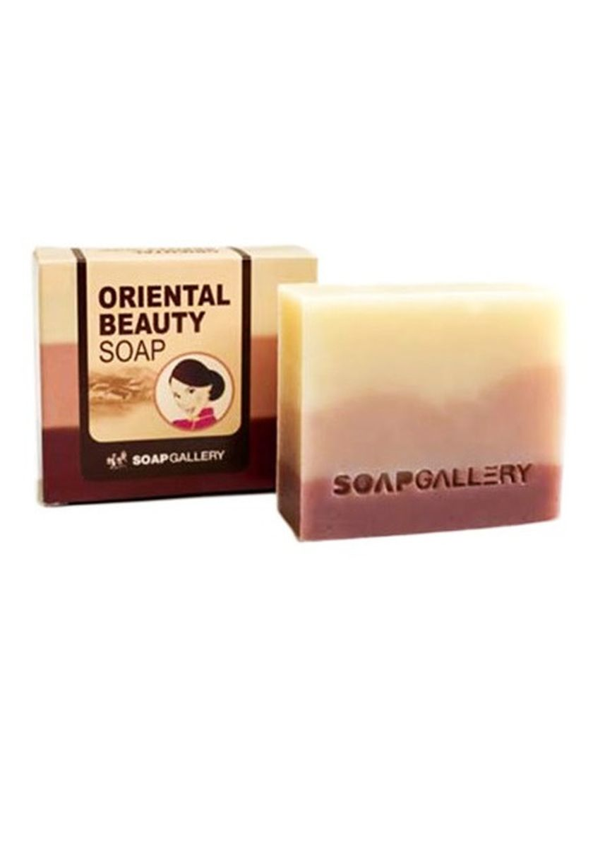 Pink color Body Bars . Oriental Beauty Soap - 100g -