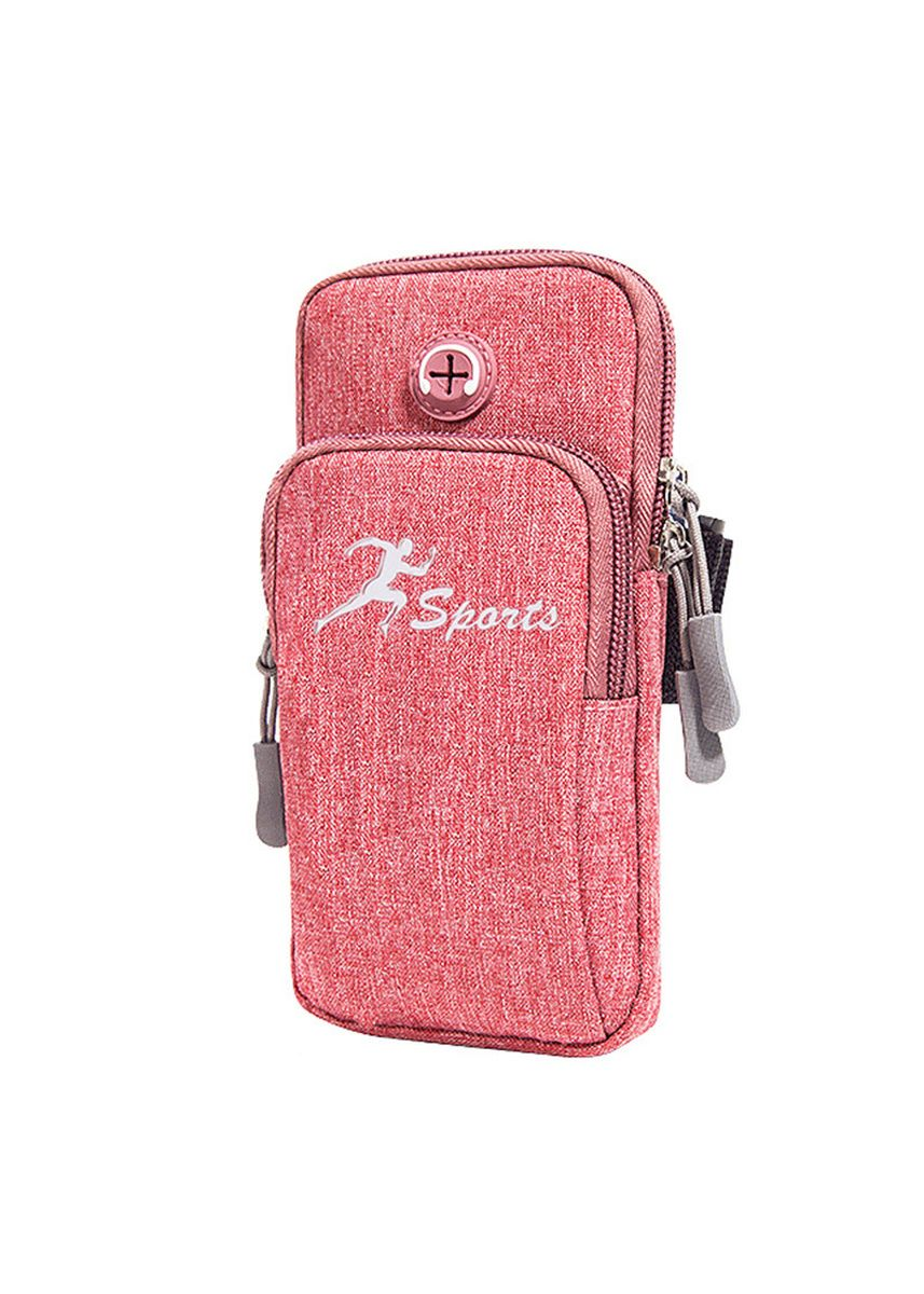 Red color Wallets and Clutches . Bag Outside Arm Baohu Movement Running Arm Bag Article Reflective Waterproof Arm Bag Mobile Phone Bag -