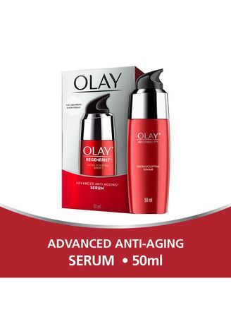 No Color color Serum & Treatment . Olay Regenerist Micro-Sculpting Serum 50mL -