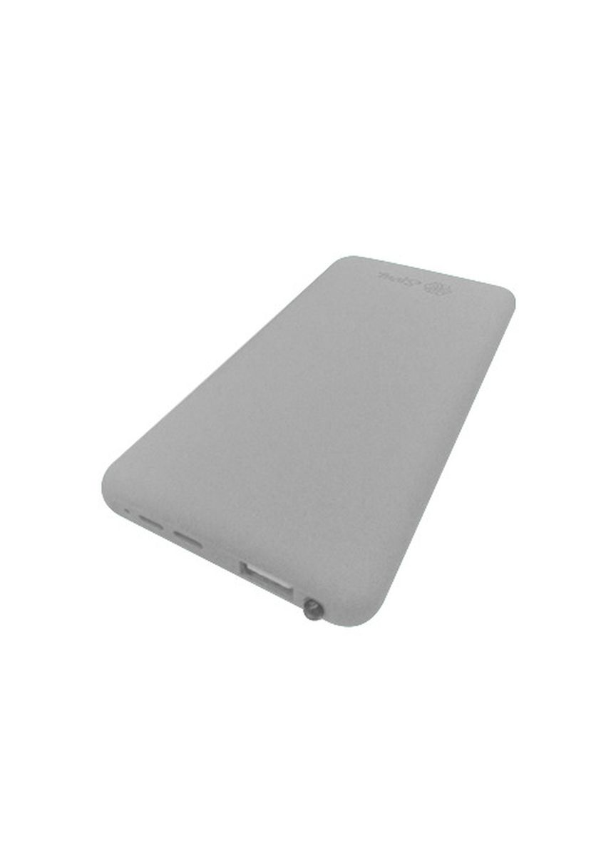 Grey color  . Ilahui Spry Powerbank 10000 Mah - Grey -