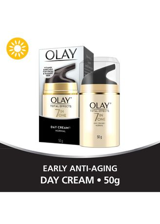 Serum & Treatment . Olay Total Effects 7 In One Day Cream Normal 50g -