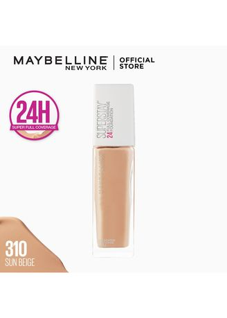 Face . Super Stay 24H Full Coverage Foundation - 310 Sun Beige -