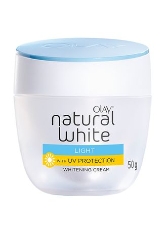 No Color color Serum & Treatment . Olay Natural White With UV Protection Whitening Cream 50g -