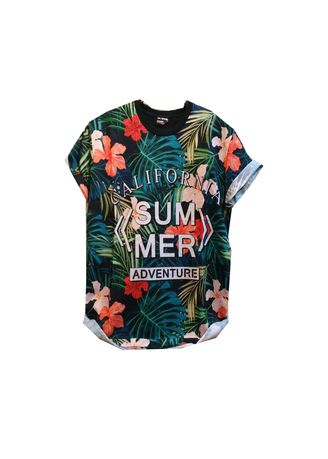 Multi color T-Shirts and Polos . Pakaian Baju Kaos Import Pria Dewasa 3D Printing Murah Meriah Summer Advent Tshirt -