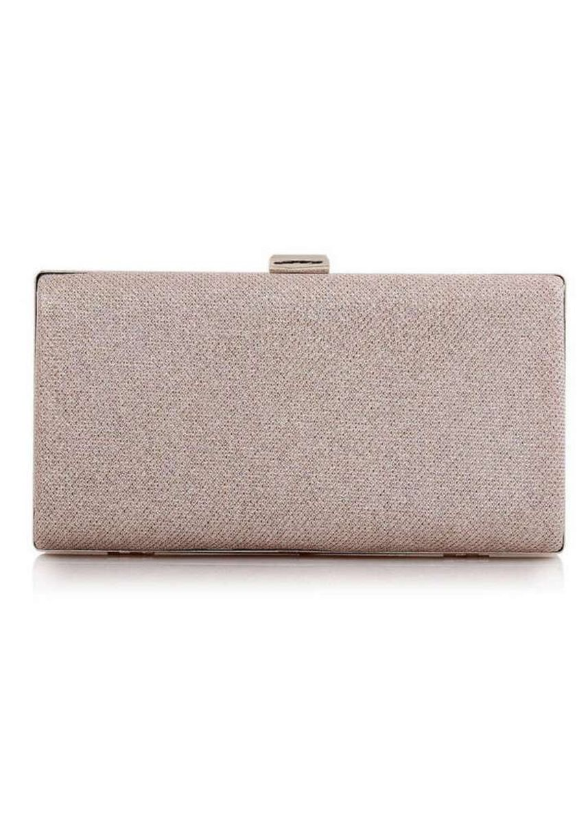 Gold color Wallets and Clutches . ZeeBee Sparkling Clutch Bag -