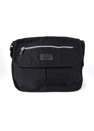 Black color Sling Bags . SPUNN Wynn Satchel 8545 (Black) -