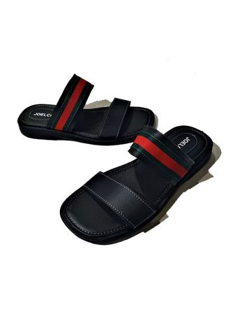 Sandals and Slippers . Thirteen Sandal Flat Pria 05 -