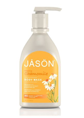 No Color color Body Wash . Jason Relaxing Chamomile Body Wash 887ml -