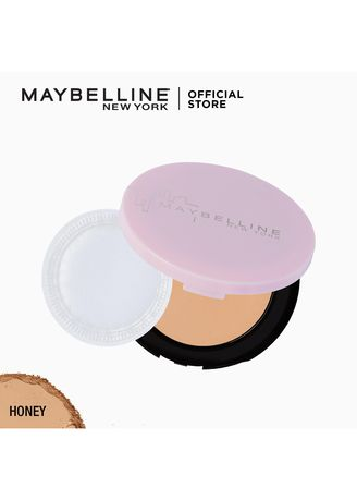 Face . Clear Smooth Pressed Powder - 04 Honey by Maybelline -