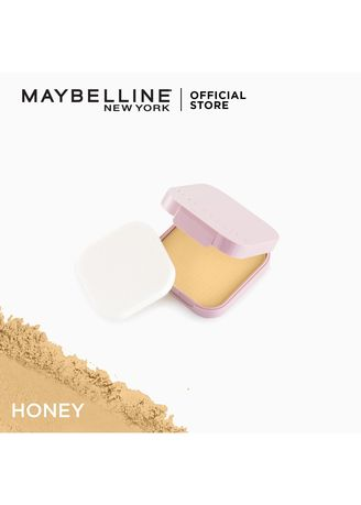 Beige color Face . Clear Smooth All In One Powder Foundation Refill - 04 Honey by Maybelline -