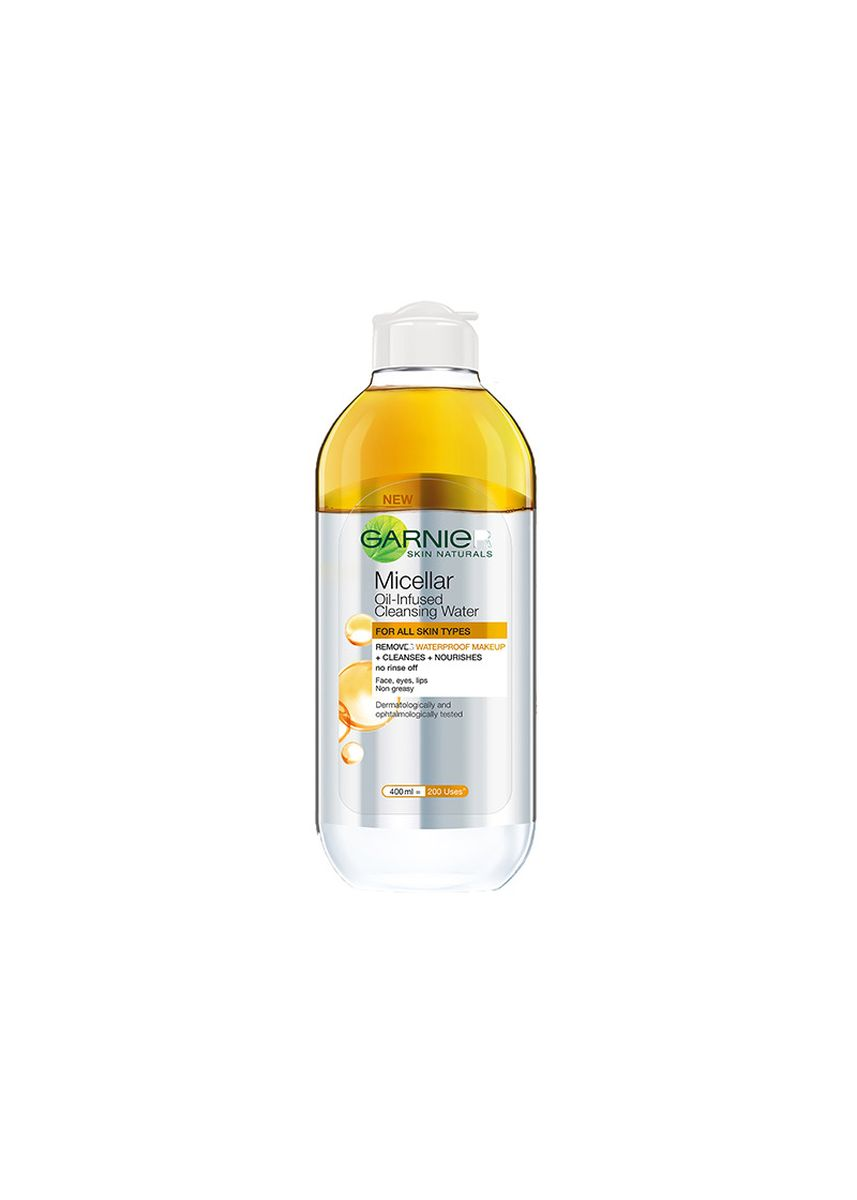 Gold color Other . Micellar Cleansing Water in Oil - 400mL -