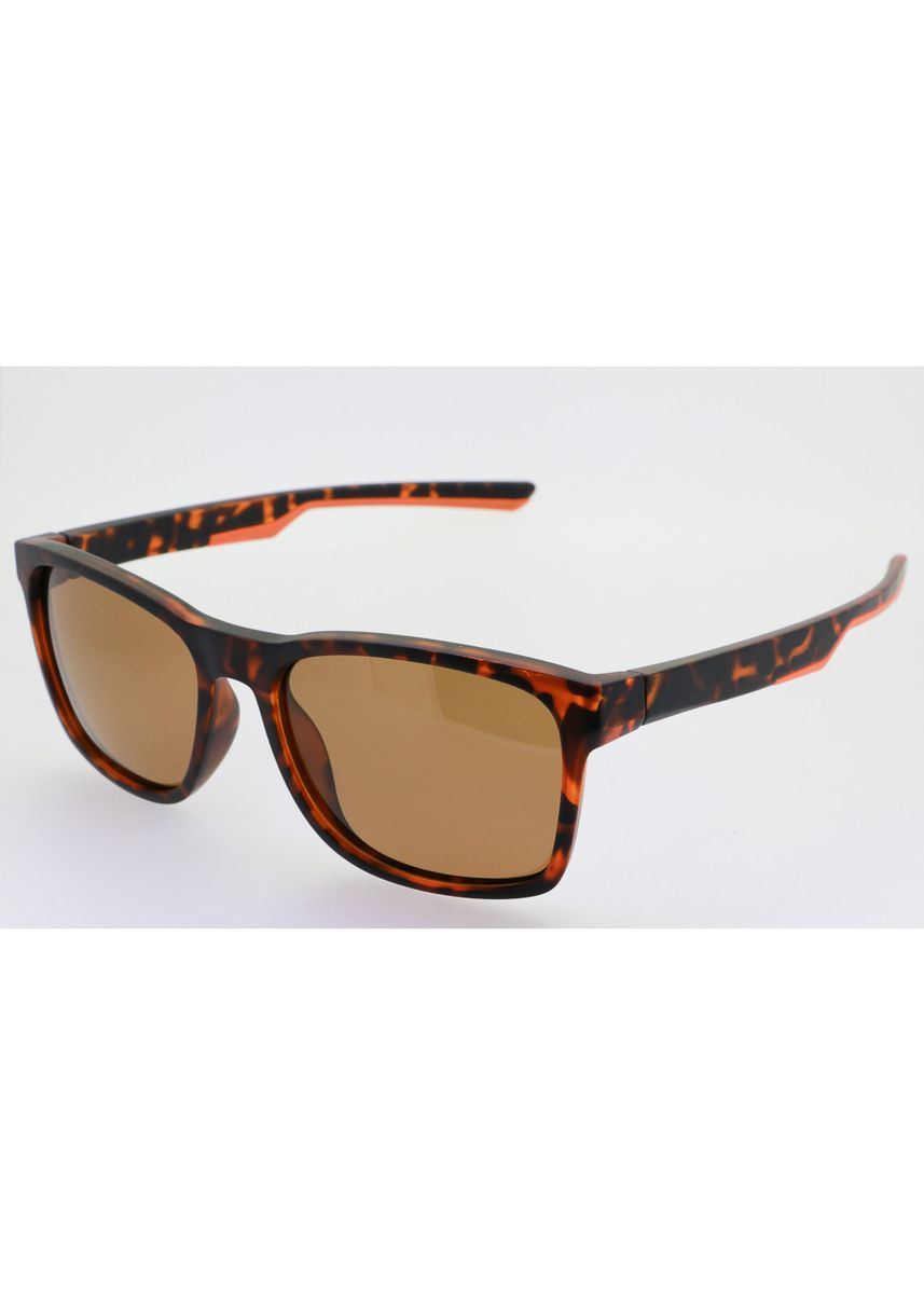 Brown color Sunglasses . AXN Unisex Sporty Wayferer Sunglasses -