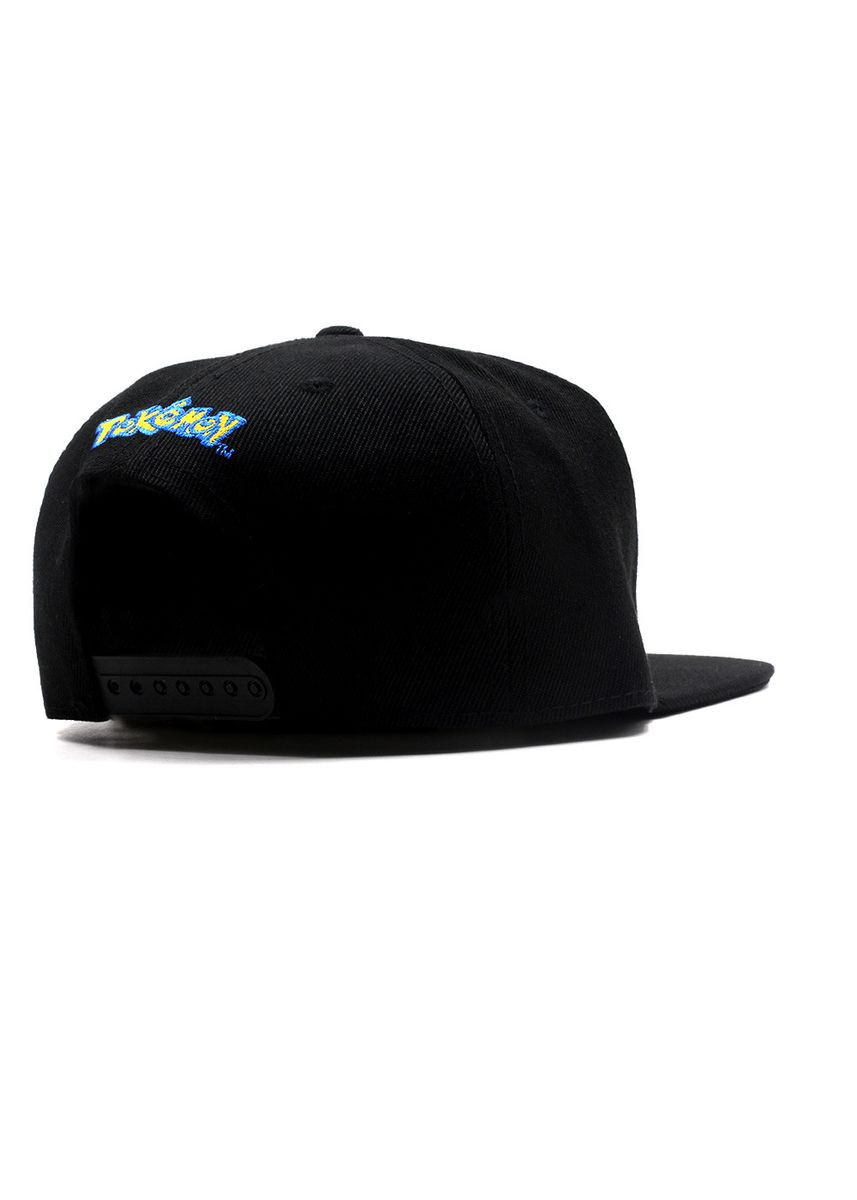 Black color  . Digisoria Cap Nime Snapback Charmander Evolution Baseball Cap -