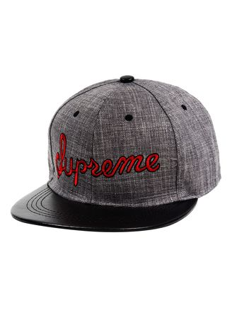 Red color  . Digisoria Hip Hop Embroidery Snapback Cap -