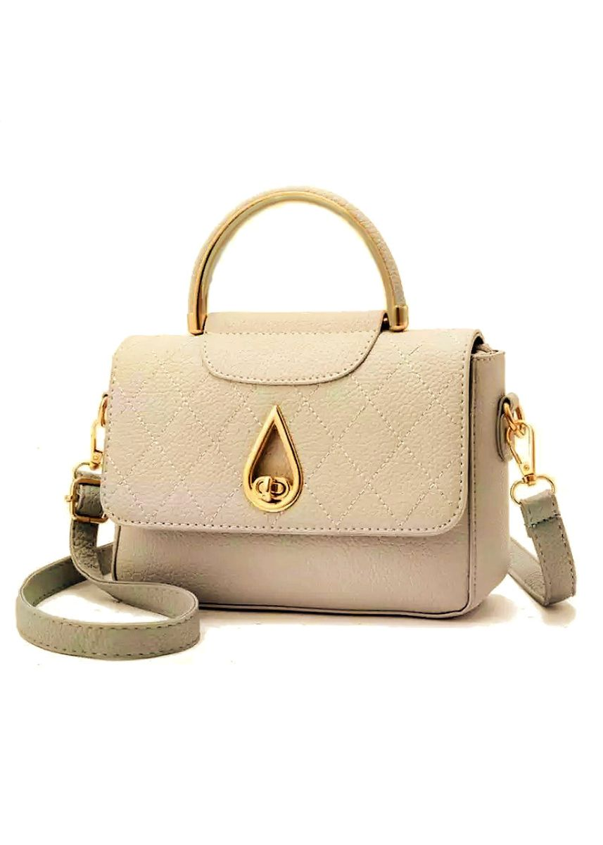 Beige color Sling Bags . Tas selempang fashion wanita Mewah & Murah 50540- Mini Air  -