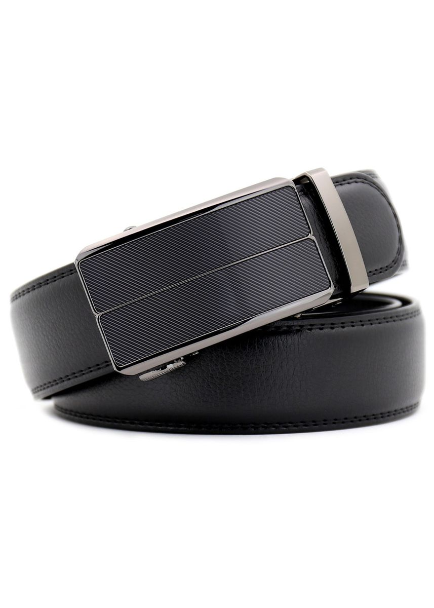 ดำ color เข็มขัด . New Leisure Belt Belts Men'S Belts -