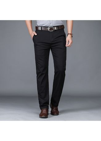 Formal Trousers . Men's Business Office Formal Pants -
