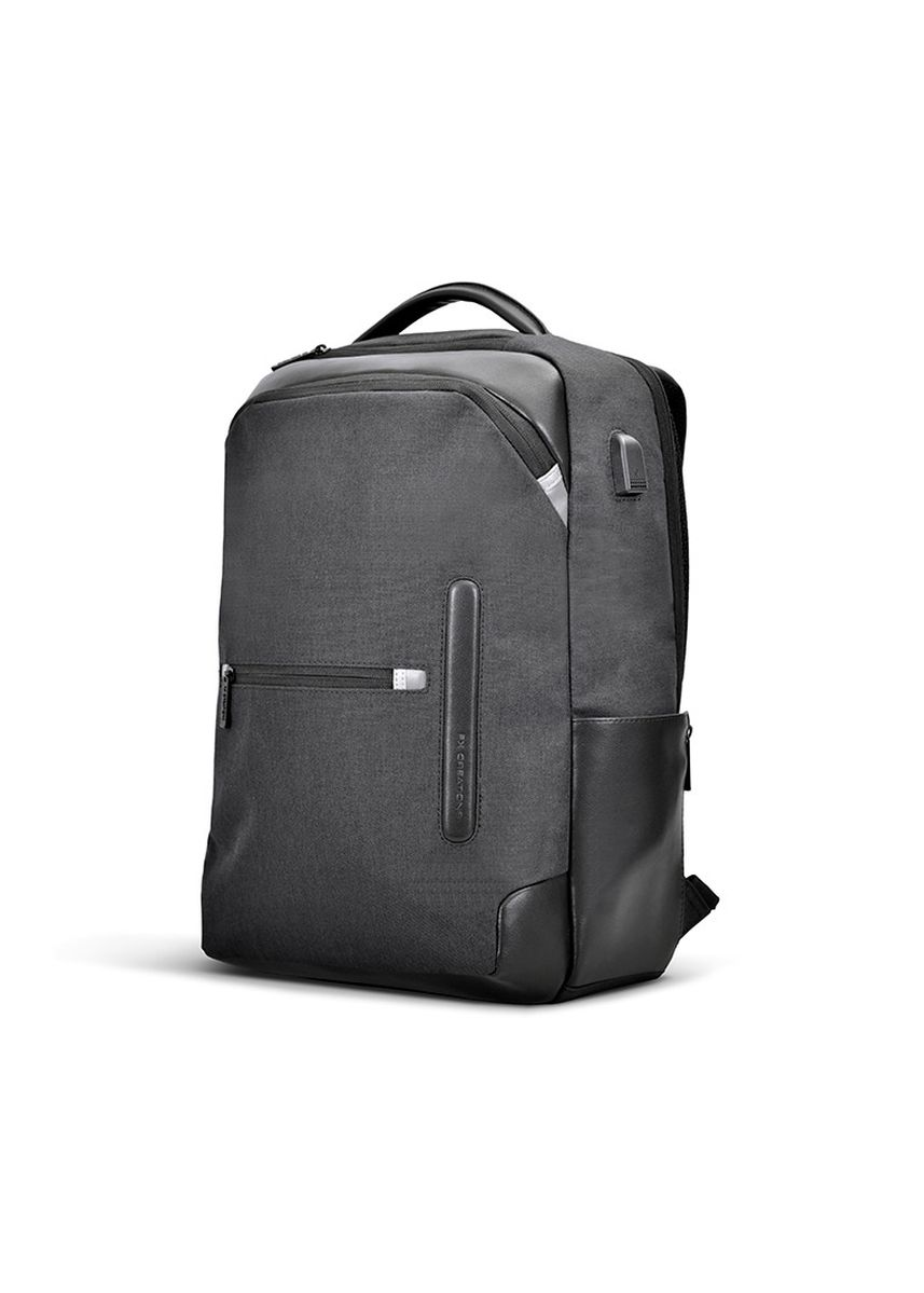 Black color Backpacks . FX Creations WED Backpack with Charger Port and RFID Protection -